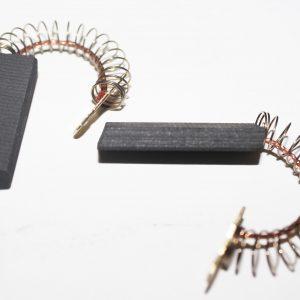 Щетки угольные для стиральных машин 5x12.5x35 Bosch/Siemens G130A, 00154740