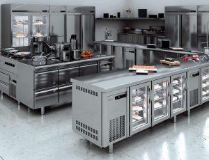 Монтаж обслуживание теплового кухонного оборудования в Москве и Московской области
