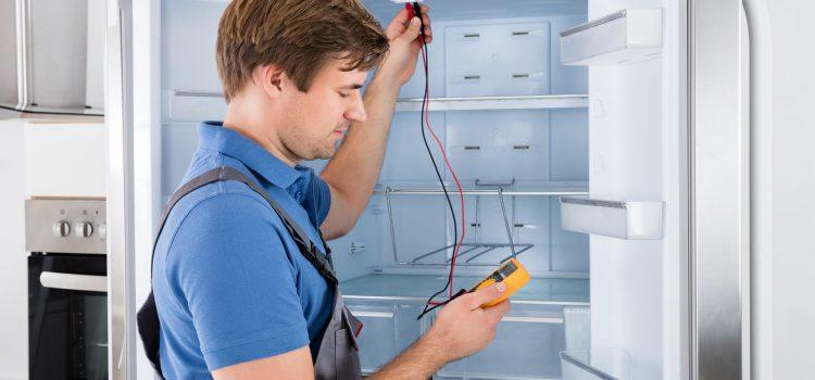 Ремонт дома холодильников